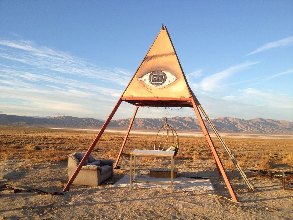 CyberEye-Pyramid
